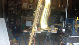 Benetone Alto Saxophone